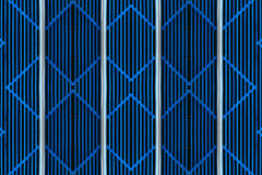 Diamanti astratti di Blue Line Immagini Stock Libere da Diritti