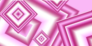 Diamanti rosa Immagine Stock Libera da Diritti