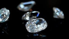 Diamanti video d archivio