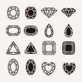 Diamantikonen Lizenzfreies Stockfoto