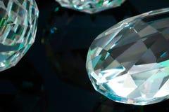 Diamantjuweel Royalty-vrije Stock Fotografie