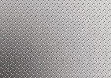 Diamantmetallhintergrund Stockbilder