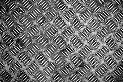 Diamantmetallplattenhintergrund stockbilder