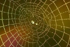 Diamantnetz Stockbild
