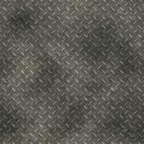 Diamantplatte schmutzig Lizenzfreies Stockbild