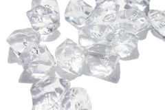 Diamants de glace Photo libre de droits