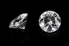 Diamants de luxe Images libres de droits