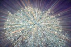 Diamants de pétillement Photo stock