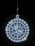 Diamantxmas-boll Royaltyfria Foton