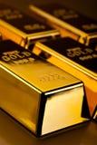 Diament i złoto, nastrojowy pieniężny pojęcie zdjęcie royalty free
