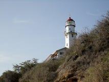 Diament Kierownicza latarnia morska Zdjęcie Stock