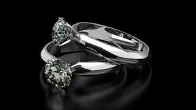 Diamentowi pierścionki