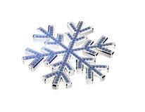 Diamentowy płatek śniegu abstrakcjonistycznych gwiazdkę tła dekoracji projektu ciemnej czerwieni wzoru star white Zdjęcie Stock
