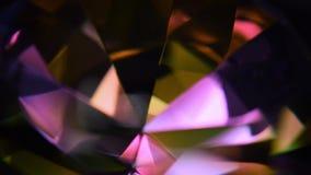 Diamentowy Rubinowy Makro- zdjęcie wideo