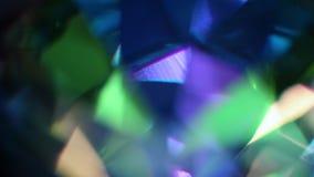 Diamentowy Szafirowy Makro- zbiory wideo