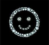 Diamentowy uśmiech Obraz Stock