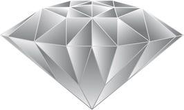 Diamentowy Vecter Obrazy Stock