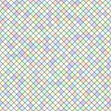 Diamentu wzór Bezszwowy wektorowy geometryczny tło ilustracja wektor