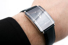 diamentu zegarek cztery Zdjęcia Stock