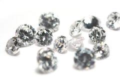 diamenty na zawsze Fotografia Royalty Free