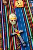Diameter de los Muertos förändrar sig Fotografering för Bildbyråer