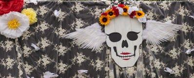 Diameter de los Muertos förändrar sig Arkivbilder