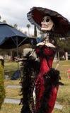 Diameter de los Muertos förändrar sig Royaltyfri Foto