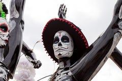 Diameter de los Muertos förändrar sig Arkivfoto