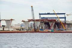 Diametro ad alta velocità occidentale della costruzione (WHSD) Fotografie Stock Libere da Diritti