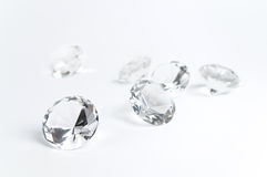 Diamods Royalty Free Stock Photos