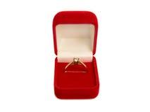 Diamon ring Stock Photo