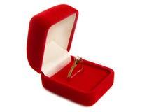 Diamon ring Stock Photography