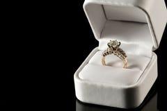 Diamon Ring Stockfotos
