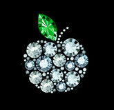 Diamond Apple Images stock