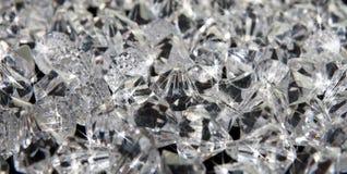Diamond background Stock Image