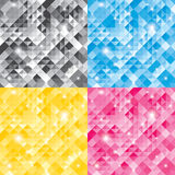 Diamond Background abstrait Images libres de droits