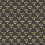 Diamond background icon great for any use Royalty Free Stock Photo