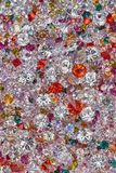 Diamond Background Royalty Free Stock Image