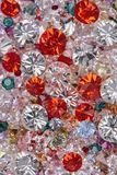 Diamond Background Royalty Free Stock Photo