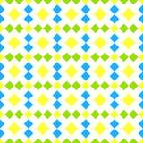 Diamond background seamless pattern Royalty Free Stock Photo