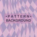 Pastel purple tone diamond background. royalty free illustration