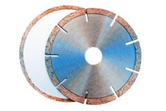 Diamond blade Stock Photos