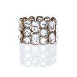 Diamond bracelet Stock Photo