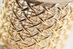 Diamond bracelet Royalty Free Stock Photos