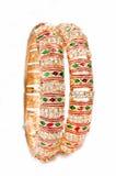 Diamond bracelets Royalty Free Stock Images