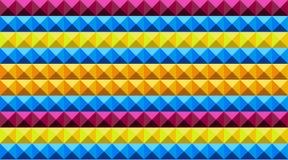 Diamond brick texture Royalty Free Stock Photo