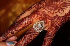Diamond Bridal Ring royalty free stock photos