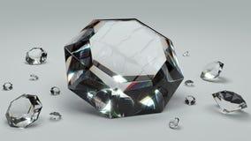 Diamond, Brilliant, Gem, Jewel Royalty Free Stock Photo