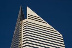 Diamond Building Stock Photo