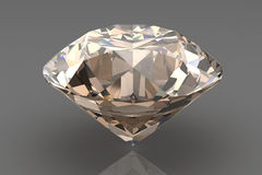 Diamond champagne Stock Images